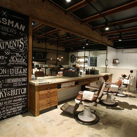 665 best barbearia barbershop images on pinterest