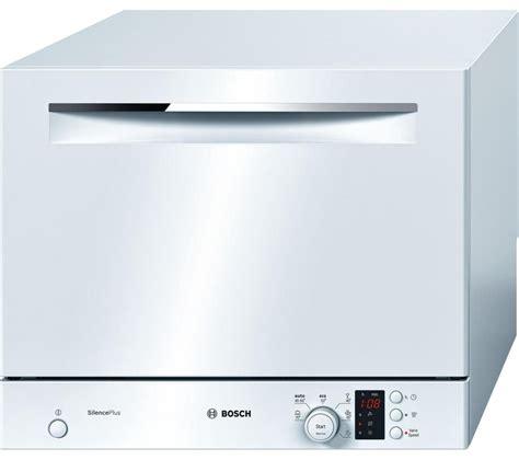 Bosch Small Home Appliances Buy Bosch Sks62e22eu Compact Dishwasher White Free