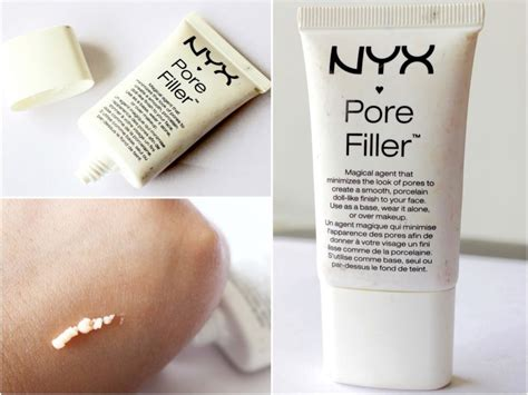 Nyx Pore nyx pore filler makeup primer review swatches