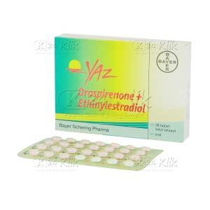 Obat Yaz Microgynon Tab 25 K24klik