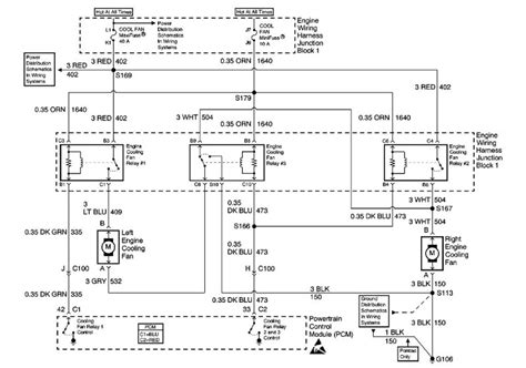 2000 silverado electric fan conversion ls1 electric fan wiring harness wiring diagram with
