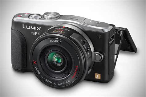 lumix mirrorless panasonic lumix gf6 digital single lens mirrorless