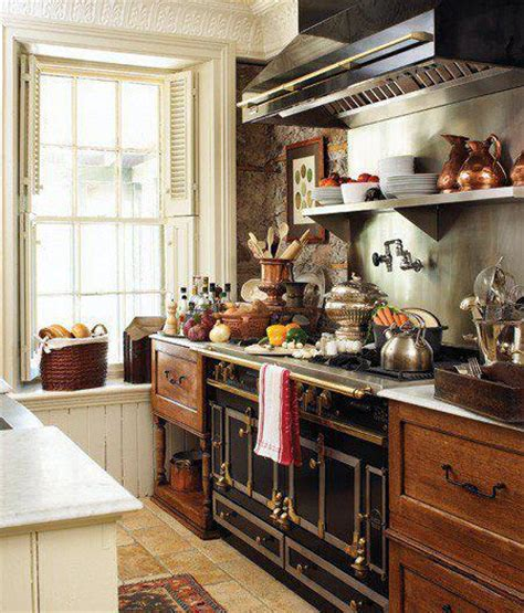 fashioned country kitchen designs d 233 co cuisine ancienne