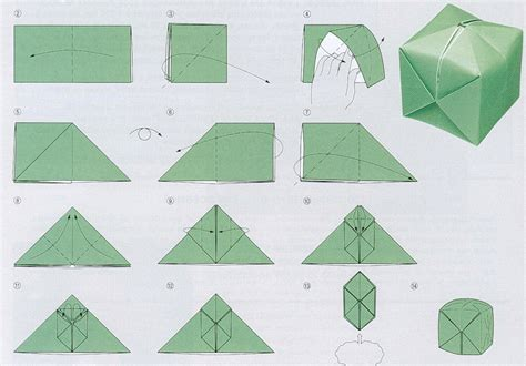 How To Make An Origami L - l origami modulaire