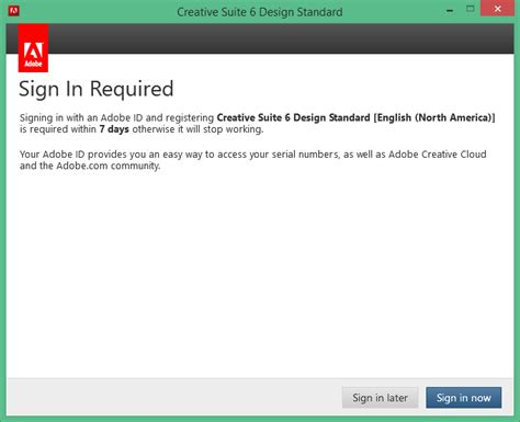 adobe illustrator cs6 offline chriscientfic adobe cs6 registration for offline