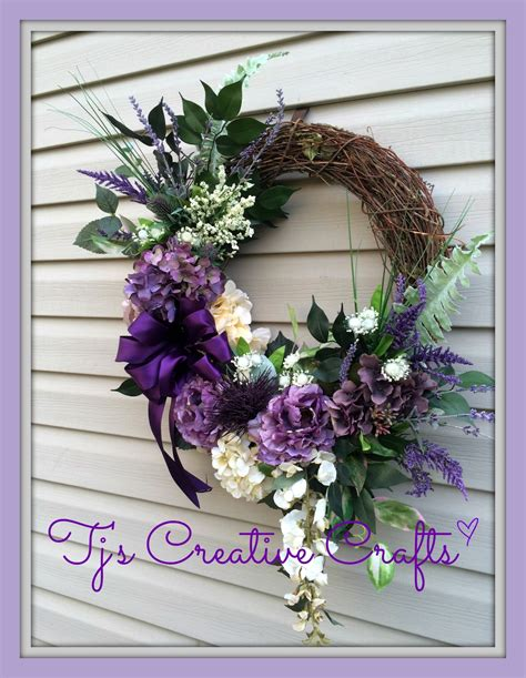 spring wreath a day in the life with tj victorian spring wreath