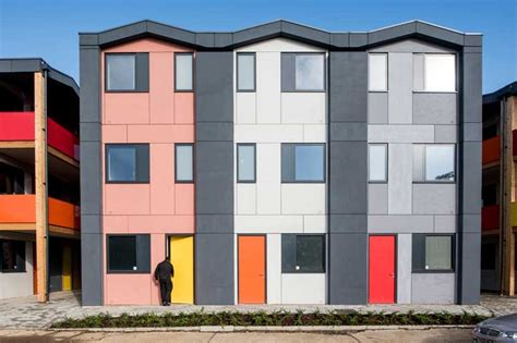 ymca housing rsh p s modular y cube housing scheme for the ymca opens