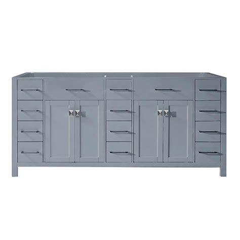 22 Vanity Cabinet by Virtu Usa Caroline Parkway 72 In W X 22 In D Vanity