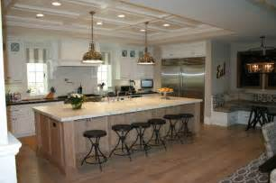 large kitchen island with seating and storage large kitchen islands with seating interior design ideas