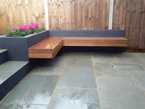 How To Get Grease Off Patio Stones Modern Garden Design London Natural Sandstone Paving Patio