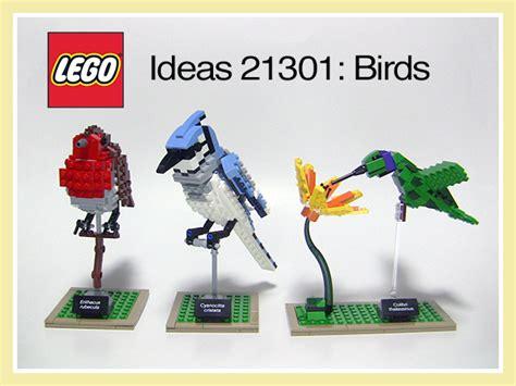 Diskon Lego 21301 Birds 1 review lego ideas 21301 birds frontpage news