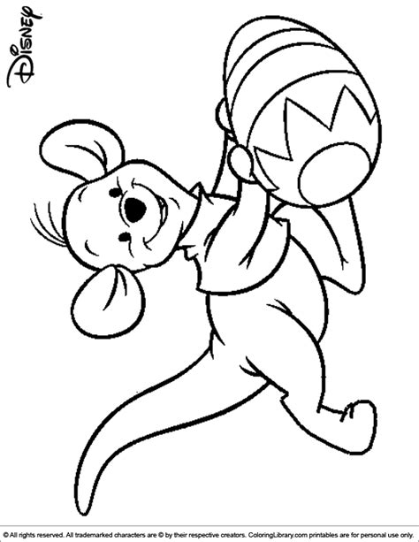 disney easter coloring pages coloring home