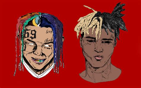 6ix9ine drawing 14 6ix9ine drawing for free download on ayoqq org