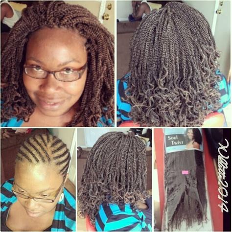 pretwisted marley hair crochet braids using pre twisted hair braidz pinterest