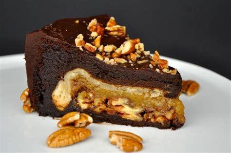 new year desserts cakes new year new dessert chocolate pecan piecake goes to 11