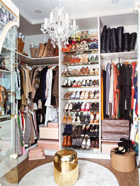 vestidor de kourtney kardashian un apartamento con toques deco muy femeninos mi casa