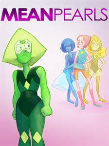 Steven Universe Memes - mean pearls steven universe know your meme