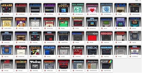 retropie themes folder great system folder icons from a quot snes mini quot retropie