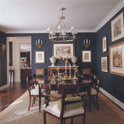 Dining Room Grey Blue Best 25 Navy Dining Rooms Ideas On Blue
