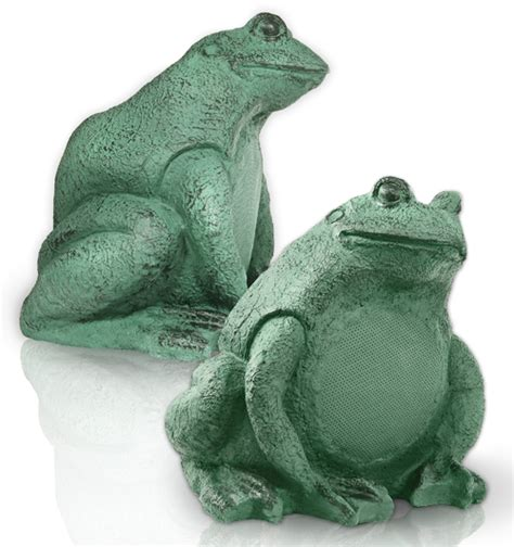 Decorative Frogs by Fs525 Garden Decorative 5 25 Inch Frog Speakers