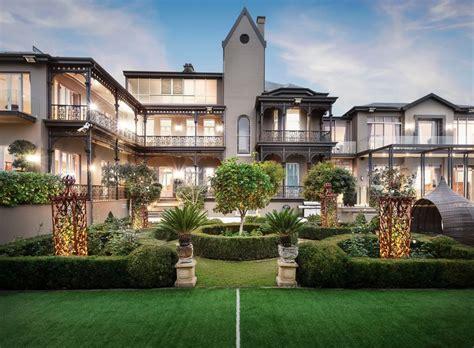 victorian style mansion  victoria australia floor