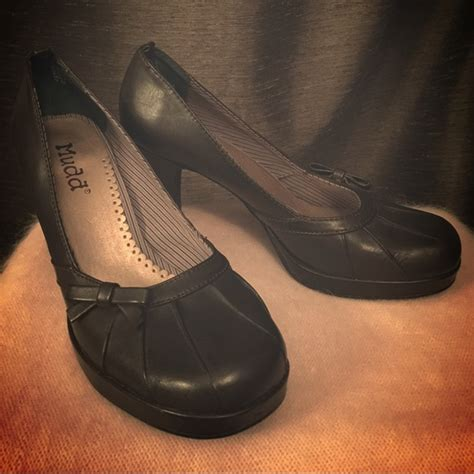 Mudd Shoes by Mudd Mudd Brown Heeled Shoes From S