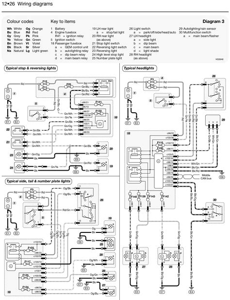 ford focus 2 wiring diagrams wiring diagram manual
