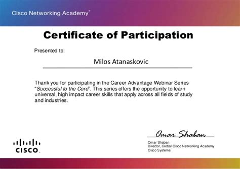 ed2go web design certificate review certificate of participation