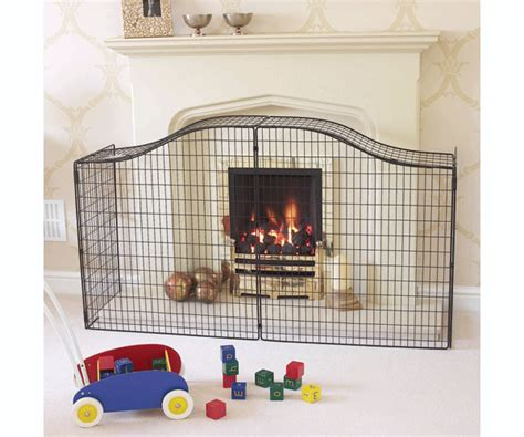 Fireplace Safety Guard by Clippasafe Classic Guard Home Safety Bn Ebay