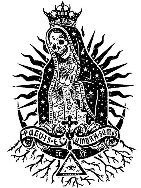 santa muerte tattoo images la santa muerte by thebeksor santa muerte
