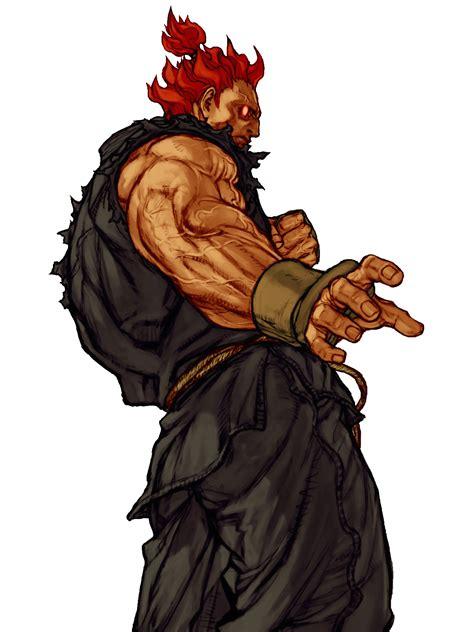 Fighter Akuma Black image fighter akuma png battle wiki fandom powered by wikia