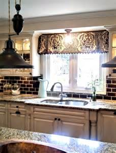 window valance ideas for kitchen window valance w decorative trim kitchen