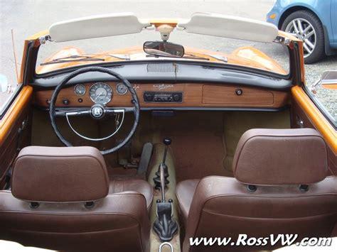 vw karmann ghia convertible autostick rossvwcom