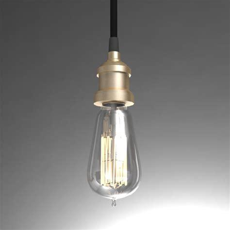 rh bulb pendant 3d model formfonts 3d models textures