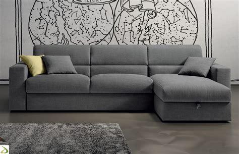 divano angolo letto divano letto e penisola contenitore laxy arredo design