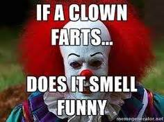 Funny Clown Meme - it 1990 tim curry as pennywise the dancing clown