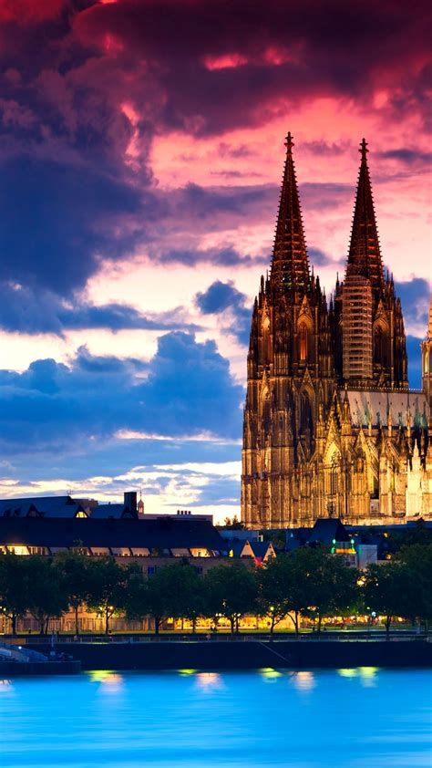 wallpaper cologne cathedral germany cologne europe