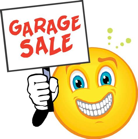 Garage Sale Page by Garage Sale Images Cliparts Co