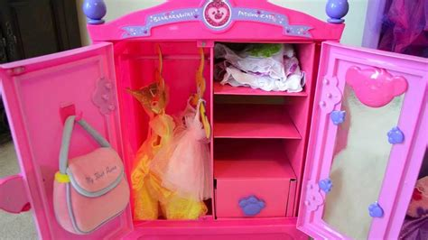 build a bear closet armoire build a bear beararmoire fashion case review youtube