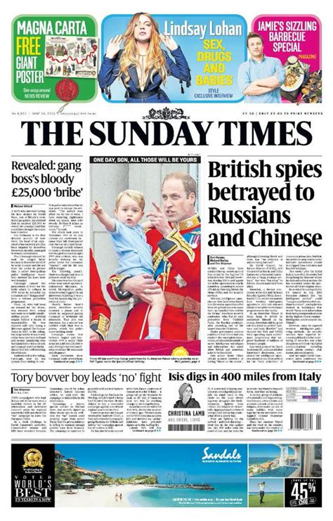 s day times the sunday times snowden story is journalism at its worst