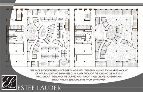 Estee Lauder Corporate Office by Estee Lauder Office Solange Gutierrez Archinect