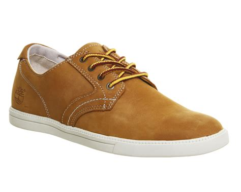 orange oxford shoes timberland fulk oxford shoes in orange for lyst