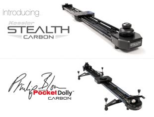 they are here! carbon fibre stealth and bloom kessler