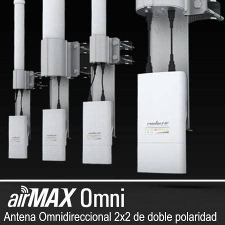 Antena Omni Mimo 13dbi 2 4 Ghz ubiquiti amo5g13 antena omnidireccional 13dbi mimo 5 8ghz