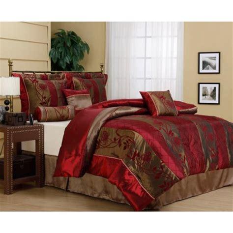 walmart bedding set rosemonde 7 piece bedding comforter set walmart com