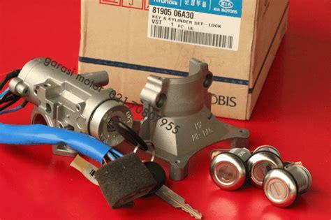 Kunci Kontak Timor atoz visto service spare parts key set kunci kontak set