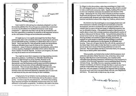 Support Letter For Housing Application Prince Charles Wanted More Homeopathy On The Nhs In New Spider Memos Daily Mail