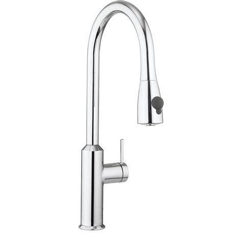 Crosswater Cook Side Lever Kitchen Mixer With Pull Out