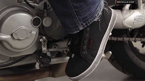 Strength Black speed strength black 9 moto shoes review at revzilla