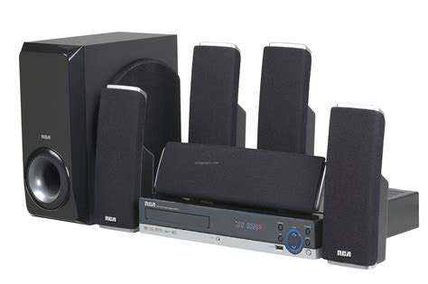 rca 5 1 channel dvd home theater system 250 watt china